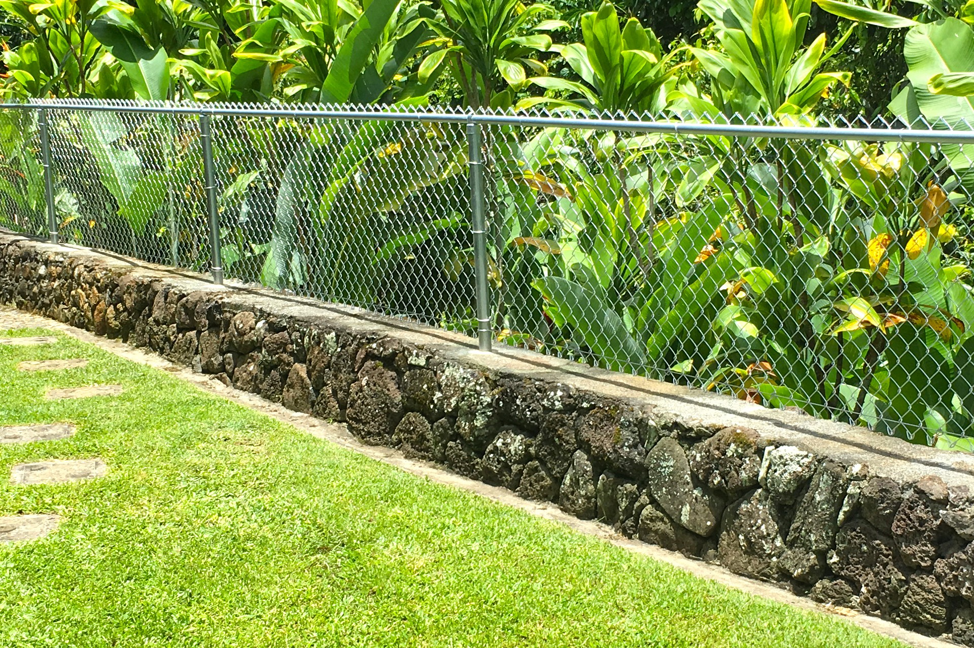 """Mike was easy to work with and helped us choose a fence that fit within our budget and taste."""